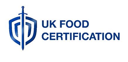 UK Food Certification logo